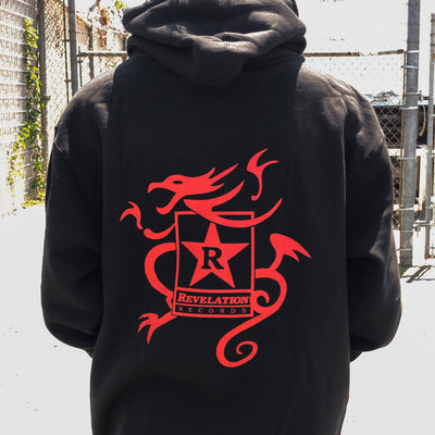 "Sick Of It All ""Logo"" -  Hooded Sweatshirt"