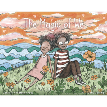 "Danielle Anderson-Craig ""The Magic Of We"" - Book"