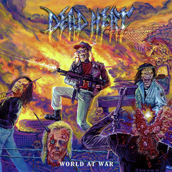 "Dead Heat ""World At War"""