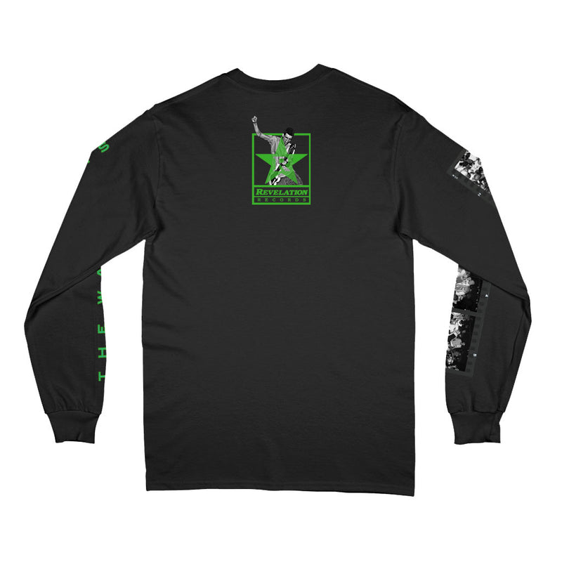 "V/A ""New York City Hardcore: The Way It Is (Black)"" - Long Sleeve"