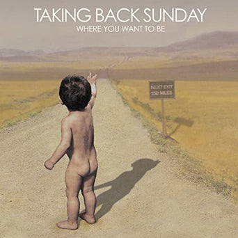 "Taking Back Sunday ""Where You Want To Be"""