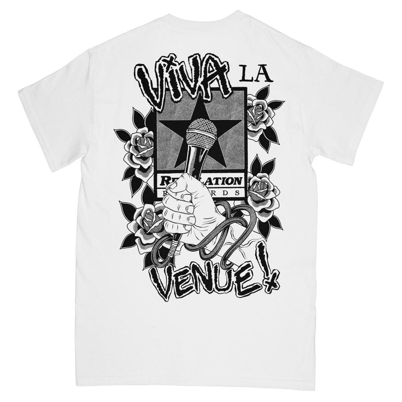 "Dan Smith ""Viva La Venue"" - T-Shirt Front"