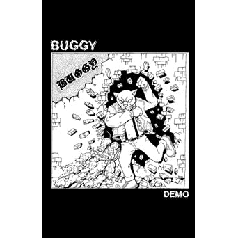 "WAR016-4 Buggy ""Demo"" Cassette Album Artwork"
