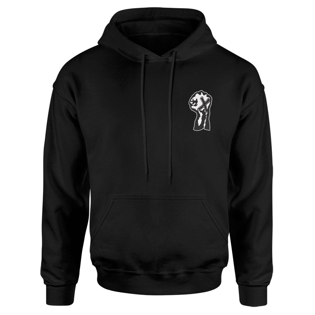 "Youth Of Today ""Break Down The Walls"" - Hooded Sweatshirt"