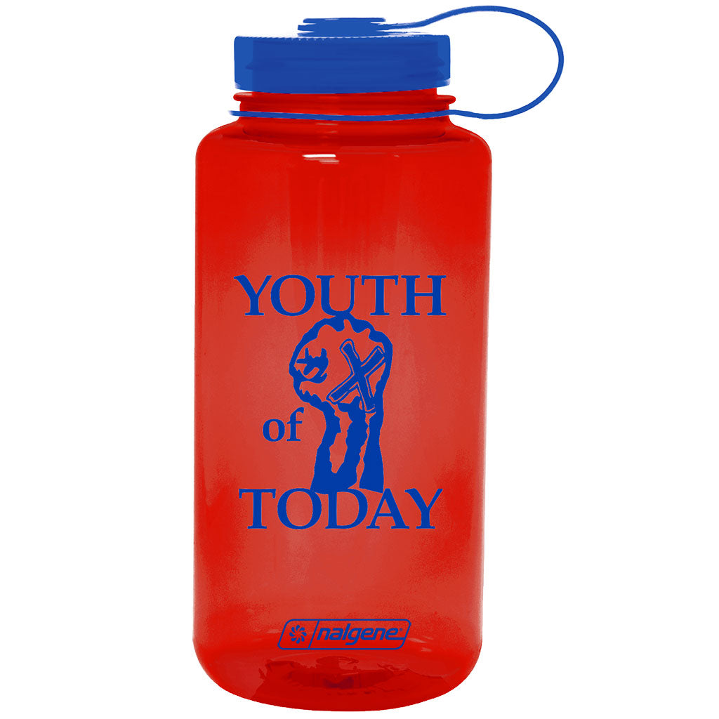 "Youth Of Today ""Fist"" - Water Bottle"