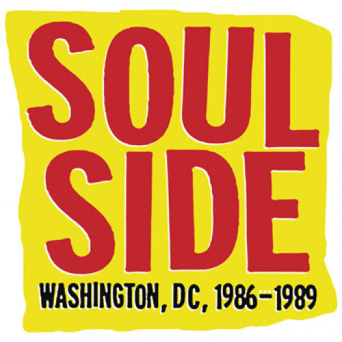 "AKB550-B Alexis Fleisig ""Soulside: Washington, DC, 1986-1989"" -  Book"