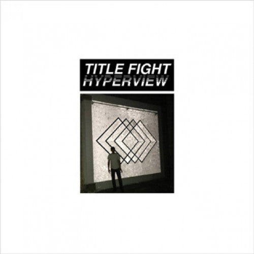 "ANTI7383 Title Fight ""Hyperview"" LP/CD Album Artwork"