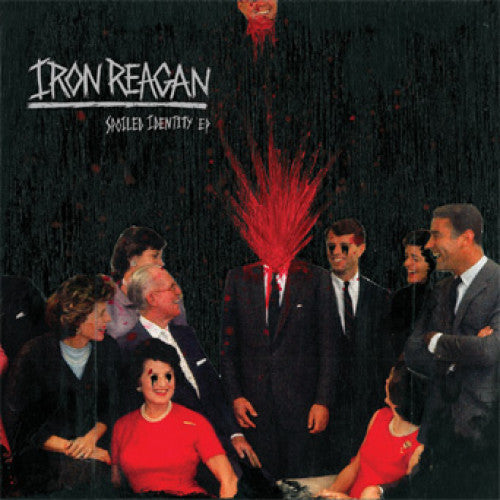 "ATHR156-1 Iron Reagan ""Spoiled Identity"" 12""ep Album Artwork"