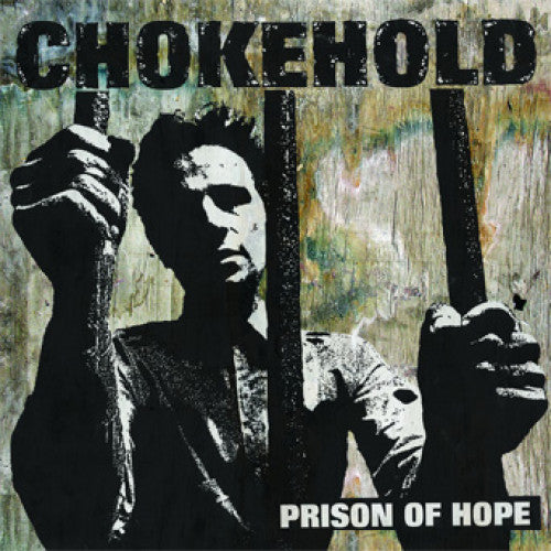 "ATHR163-1 Chokehold ""Prison Of Hope"" LP Album Artwork"