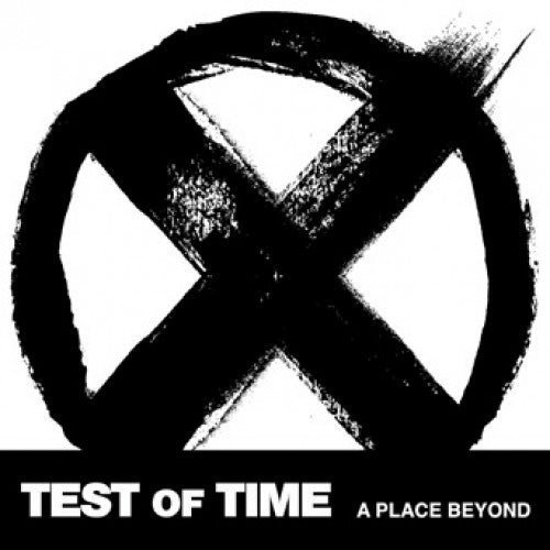 "B9R208-1 Test Of Time ""A Place Beyond"" 7"" Album Artwork"