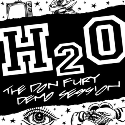 "B9R234-1 H2O ""The Don Fury Demo Session"" 12""ep Album Artwork"