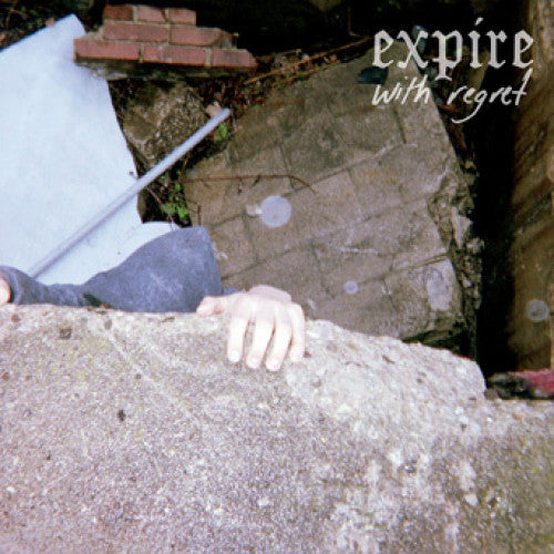 "B9R242-1/2 Expire ""With Regret"" LP/CD Album Artwork"