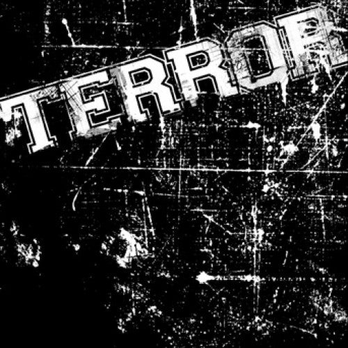 "B9R34-1 Terror ""Lowest Of The Low"" LP Album Artwork"