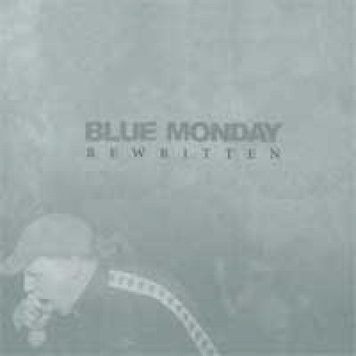 "B9R63-2 Blue Monday ""Rewritten"" CD Album Artwork"
