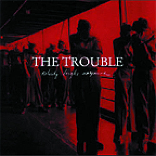 "B9R66-2 The Trouble ""Nobody Laughs Anymore"" CD Album Artwork"