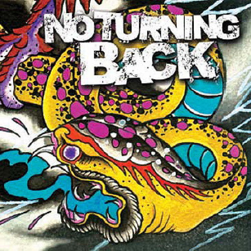 "B9R80-2 No Turning Back ""Holding On"" CD Album Artwork"