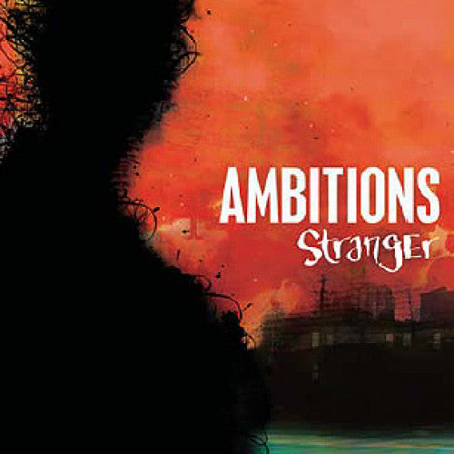 "B9R86-1 Ambitions ""Stranger"" LP Album Artwork"