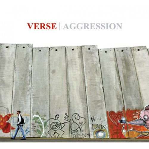 "B9R95 Verse ""Aggression"" LP/CD Album Artwork"