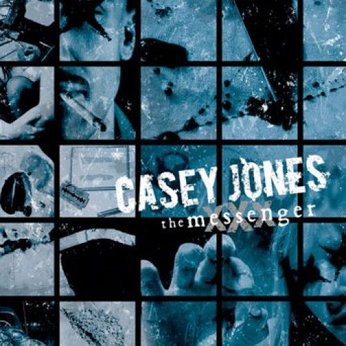 "Casey Jones ""The Messenger"""