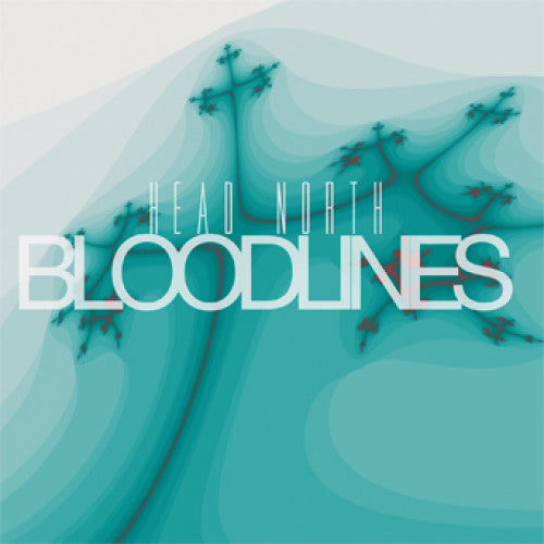 "BDTR023-1 Head North ""Bloodlines"" 12""ep Album Artwork"
