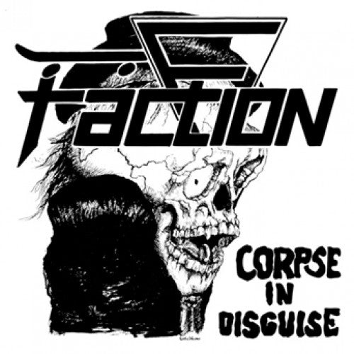 "BEER194-1 The Faction ""Corpse In Disguise"" 12""ep Album Artwork"