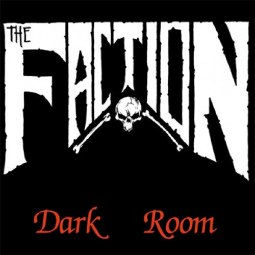 "BEER195-1 The Faction ""Dark Room"" 12""ep Album Artwork"