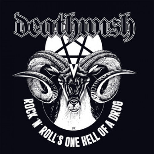 "BEER206-1 Deathwish ""Rock 'N' Roll's One Hell Of A Drug"" 2XLP Album Artwork"
