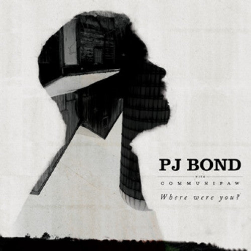 "BLANR059-1 PJ Bond ""Where Were You?"" LP Album Artwork"