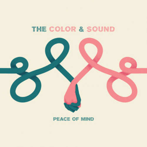 "BLANR061-1 The Color And Sound ""Peace Of Mind"" 12""ep Album Artwork"