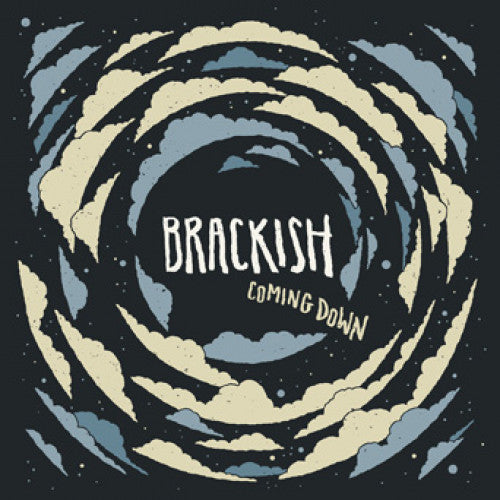 "BLANR086-1 Brackish ""Coming Down"" 7"" Album Artwork"