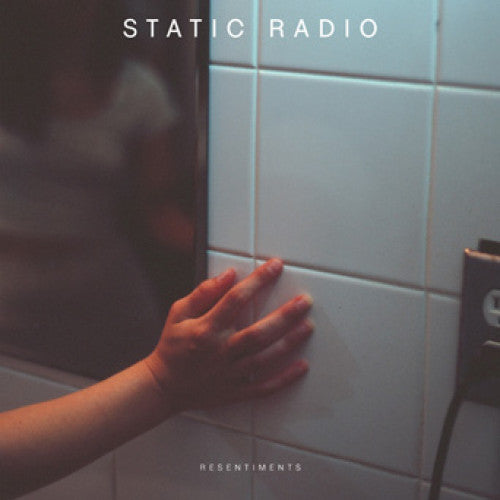 "BLANR093-1 Static Radio NJ ""Resentiments"" 12""ep Album Artwork"