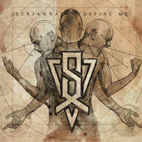 "BT033-2 Serianna ""Define Me"" CD Album Artwork"