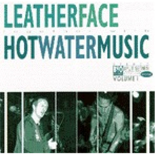 "BYO060-1 Hot Water Music / Leatherface ""Split"" LP Album Artwork"