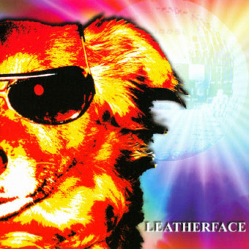 "BYO094-1 Leatherface ""Dog Disco"" LP Album Artwork"