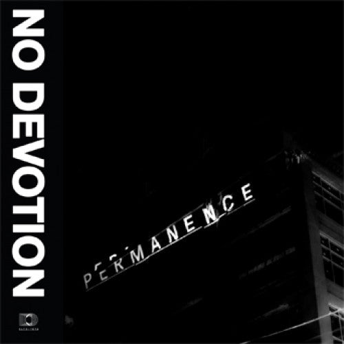 "CLCT1014-1 No Devotion ""Permanence"" 2XLP Album Artwork"