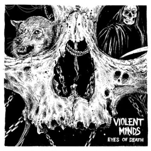 "Violent Minds ""Eyes Of Death"""