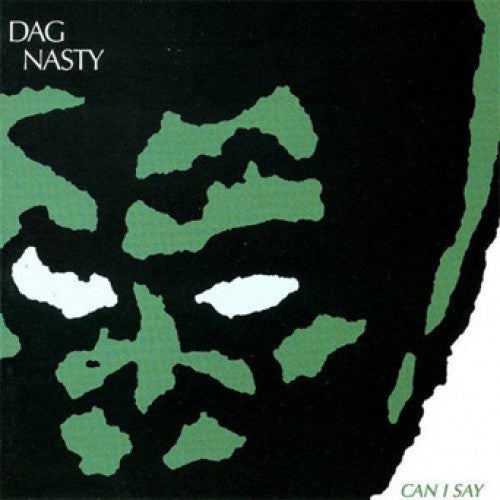 "DIS019-1/2 Dag Nasty ""Can I Say"" LP/CD Album Artwork"