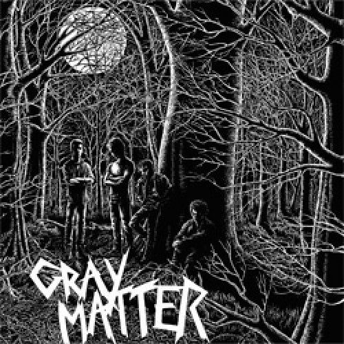 "DIS048-1 Gray Matter ""Food For Thought"" LP Album Artwork"