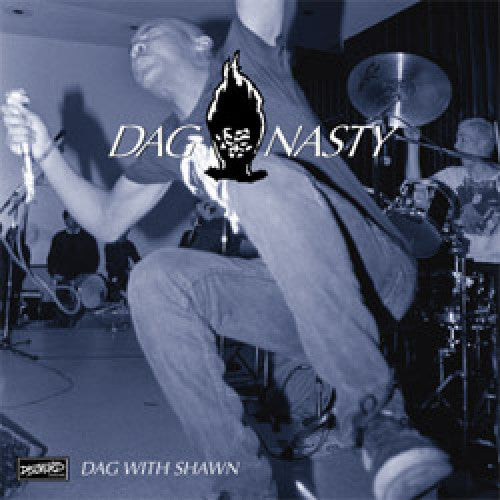 "DIS168-1 Dag Nasty ""Dag With Shawn"" LP Album Artwork"
