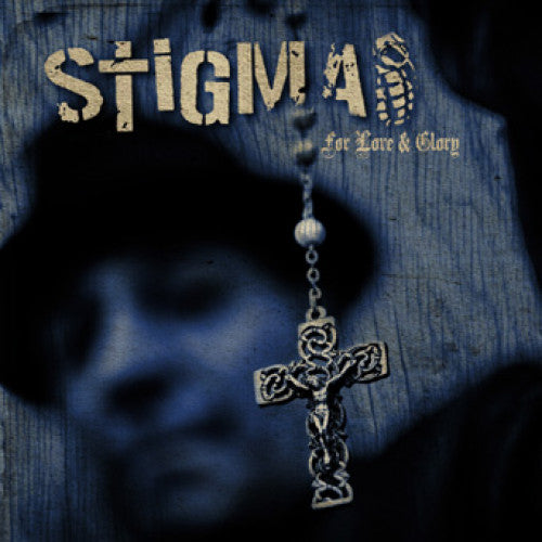 "DMIR29-1 Stigma ""For Love & Glory"" LP Album Artwork"