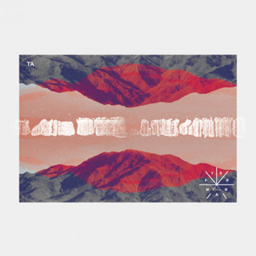 "Touche Amore ""Parting The Sea Between Brightness And Me"""