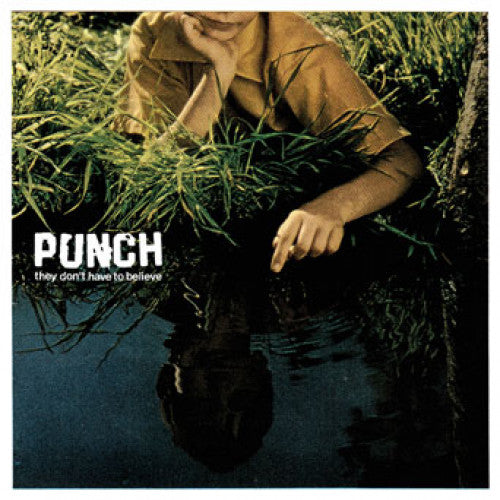 "DWI165 Punch ""They Don't Have To Believe"" LP/CD Album Artwork"