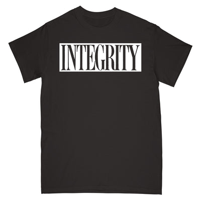 "DWISS09 Integrity ""Logo"" -  T-Shirt Front"