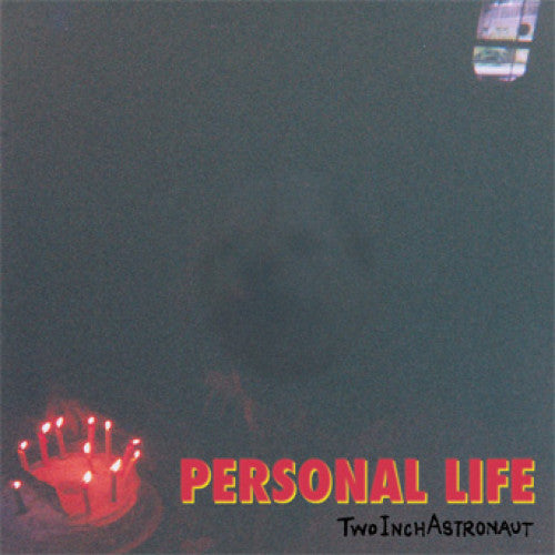 "EIS045-1 Two Inch Astronaut ""Personal Life"" LP Album Artwork"