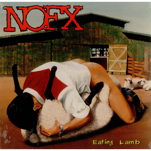 "NOFX ""Eating Lamb (a.k.a. Heavy Petting Zoo)"""