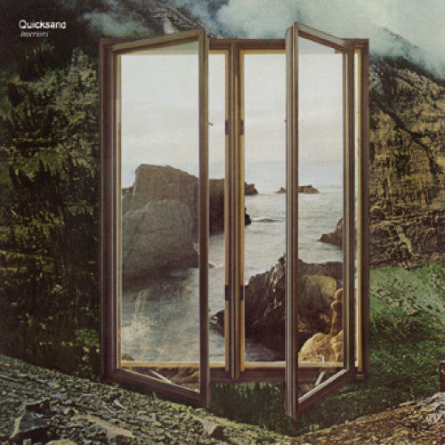 "EPI7564-2 Quicksand ""Interiors"" CD Album Artwork"