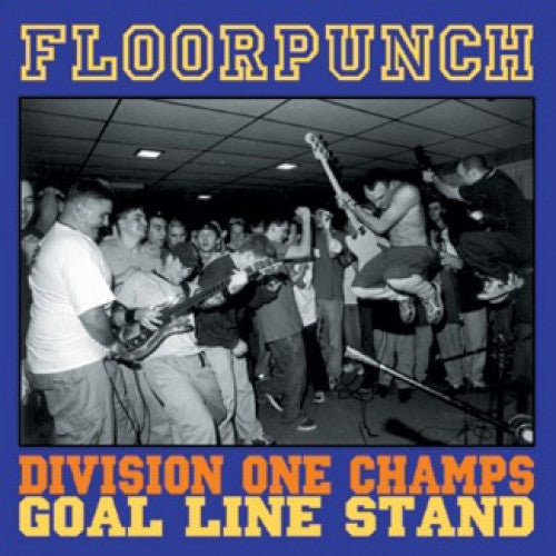 "EVR038-2 Floorpunch ""Twin Killing"" CD Album Artwork"