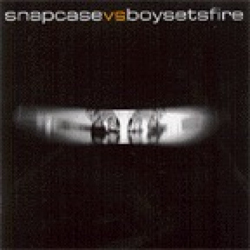 "EVR051-2 Boysetsfire / Snapcase ""Split"" CD Album Artwork"