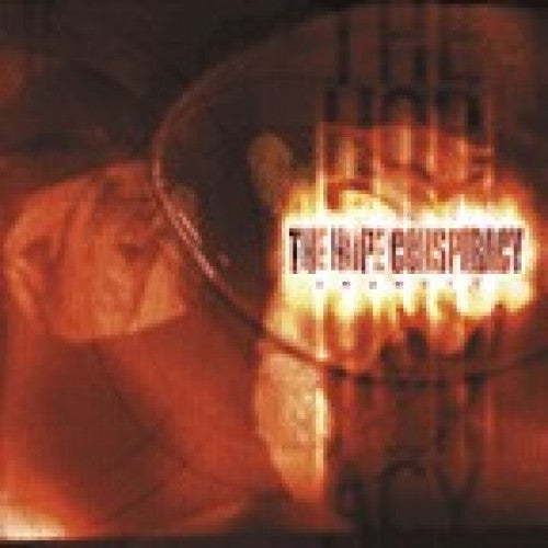 "EVR075-2 The Hope Conspiracy ""Endnote"" CD Album Artwork"