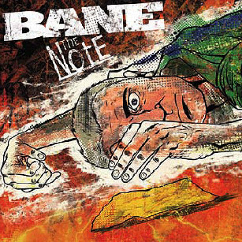 "EVR097-2 Bane ""The Note"" CD Album Artwork"